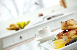 朝食イメージの写真素材 [FYI04640258]
