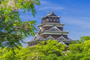 広島城の写真素材 [FYI04640797]
