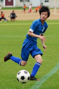 サッカー フットボールの写真素材 [FYI04640812]
