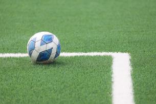 サッカーの写真素材 [FYI04642265]