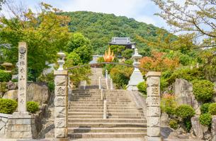 関西の神社仏閣 西宮市 神呪寺 の写真素材 [FYI04642699]
