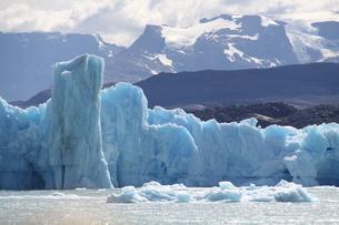 パタゴニアの氷河の写真素材 [FYI04643518]