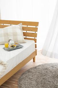 寝室イメージの写真素材 [FYI04643754]
