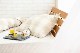 寝室イメージの写真素材 [FYI04643756]