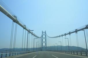 明石海峡大橋の写真素材 [FYI04644180]