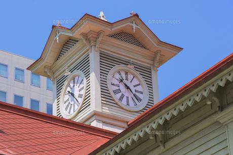 時計台の写真素材 [FYI04644645]