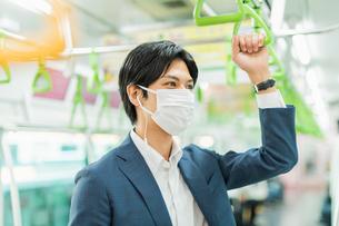 若いアジア人のビジネスマンの写真素材 [FYI04644979]