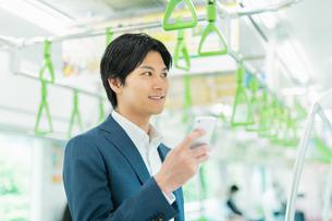 若いアジア人のビジネスマンの写真素材 [FYI04644995]