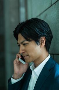 若いアジア人のビジネスマンの写真素材 [FYI04645678]