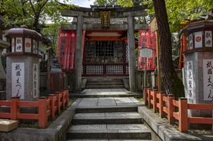 八坂神社 祇園えびすの写真素材 [FYI04647777]