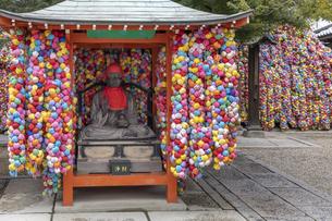 八坂庚申堂の写真素材 [FYI04647786]
