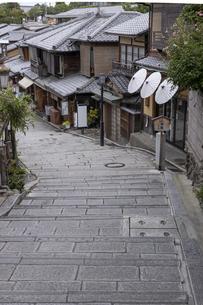 八坂 二寧坂の写真素材 [FYI04647899]