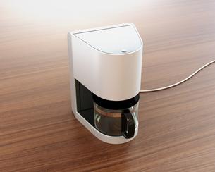 つや消しのドリップコーヒーメーカーの写真素材 [FYI04647913]