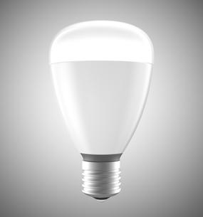 LED電球の写真素材 [FYI04648122]