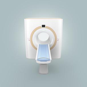 CT検査装置イメージの写真素材 [FYI04648151]