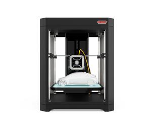 クルマの模型を出力している3Dプリンタのイメージの写真素材 [FYI04648330]