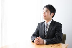 日本人ビジネスマンの写真素材 [FYI04649153]
