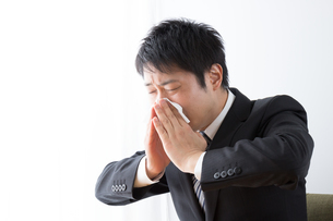 日本人ビジネスマンの写真素材 [FYI04649204]