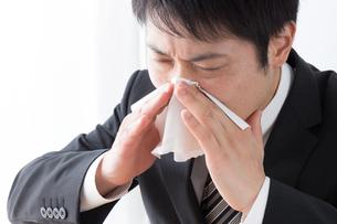 日本人ビジネスマンの写真素材 [FYI04649207]