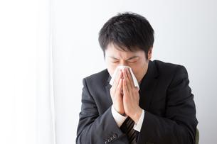 日本人ビジネスマンの写真素材 [FYI04649215]