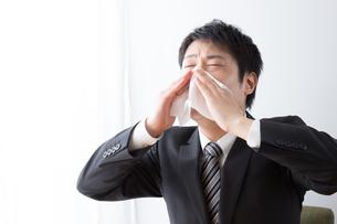 日本人ビジネスマンの写真素材 [FYI04649218]