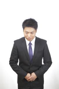 日本人ビジネスマンの写真素材 [FYI04649281]