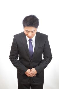 日本人ビジネスマンの写真素材 [FYI04649285]