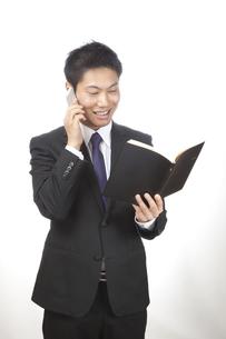 日本人ビジネスマンの写真素材 [FYI04649286]