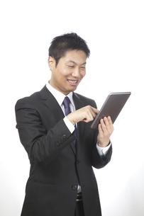 日本人ビジネスマンの写真素材 [FYI04649296]