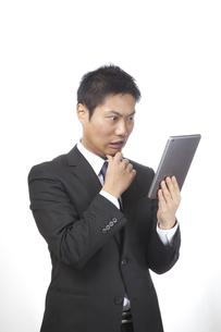 日本人ビジネスマンの写真素材 [FYI04649308]