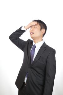 日本人ビジネスマンの写真素材 [FYI04649314]