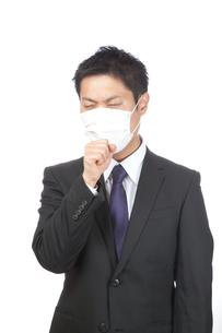 日本人ビジネスマンの写真素材 [FYI04649322]