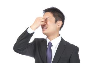 日本人ビジネスマンの写真素材 [FYI04649329]