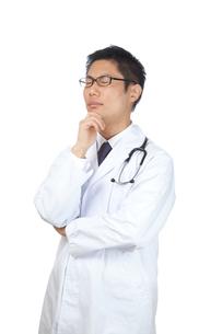 日本人医師の写真素材 [FYI04649355]