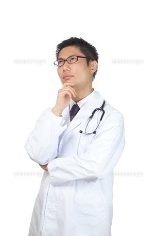 日本人医師の写真素材 [FYI04649356]