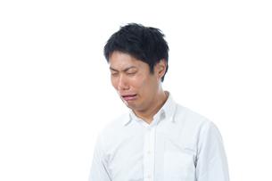 日本人男性の写真素材 [FYI04649487]