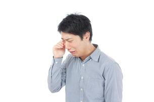 日本人男性の写真素材 [FYI04649611]