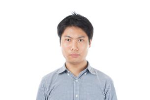 日本人男性の写真素材 [FYI04649612]