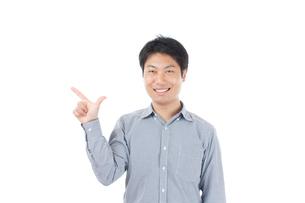 日本人男性の写真素材 [FYI04649654]