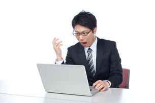 日本人ビジネスマンの写真素材 [FYI04649719]