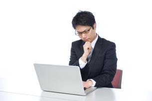 日本人ビジネスマンの写真素材 [FYI04649723]