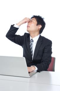 日本人ビジネスマンの写真素材 [FYI04649725]