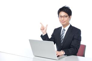 日本人ビジネスマンの写真素材 [FYI04649742]