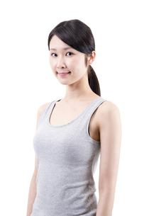 日本人女性の写真素材 [FYI04649817]