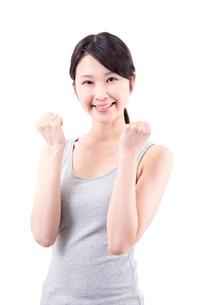 日本人女性の写真素材 [FYI04649821]
