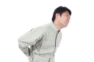 日本人作業員男性の写真素材 [FYI04649906]