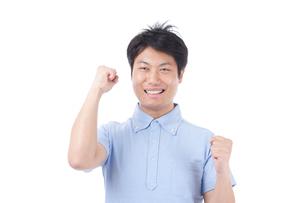 日本人男性の写真素材 [FYI04649938]