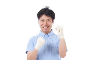 日本人男性の写真素材 [FYI04650011]
