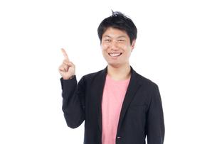 日本人男性の写真素材 [FYI04650076]