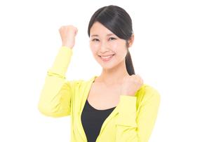 日本人女性の写真素材 [FYI04650204]
